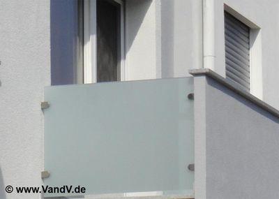 V v distribution edelstahl nach ma balkon und terrassen gel nder edelstahl balkongel nder nr - Balkon seitenwand ...