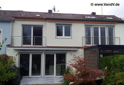 Balkon Und Terrassen Gelander Edelstahl Balkongelander Nr 50
